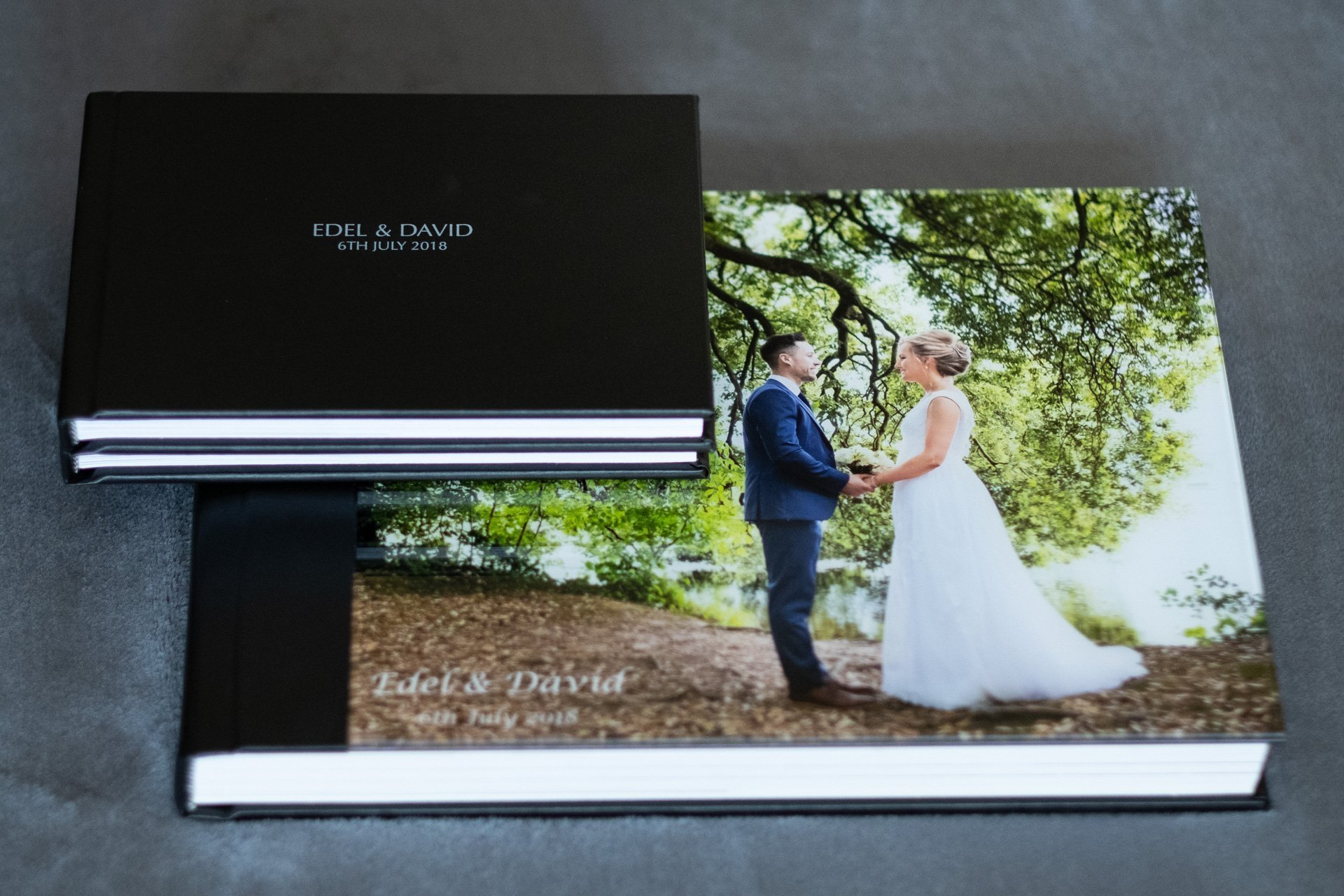 Wedding Photography Packages Landscape Storybook Album