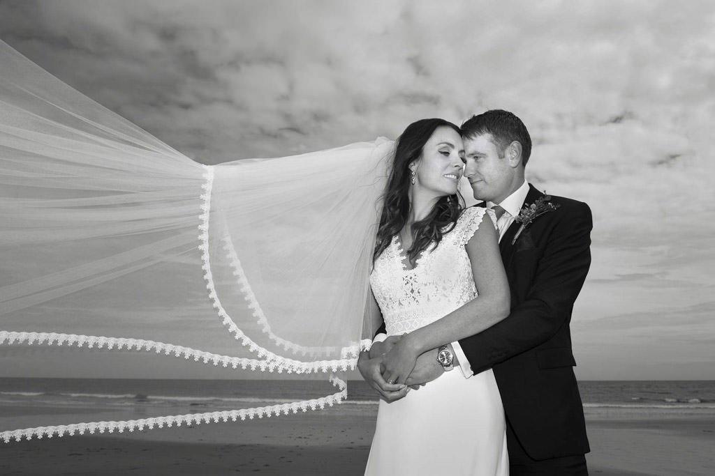 Ardmore Beach Wedding Photography